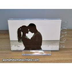 Portafoto 10x15 Horizontal LOVE