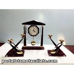 Relojes de metacrilato