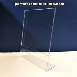 Portafoto A5/V Sobremesa 148x210 mm