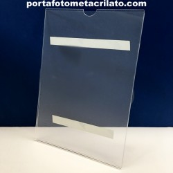 Expositor A5 Pared 148x210mm