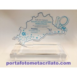 Trofeos de metacrilato
